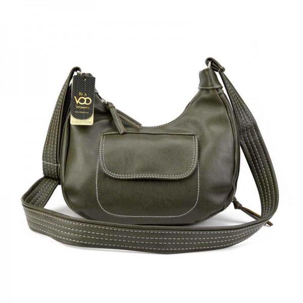 Yeşil Askılı Çanta